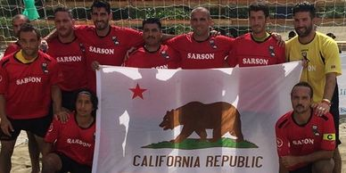 Northern California based PRO Beach Soccer Club NorCal BSC will participate for a 3rd year on a row