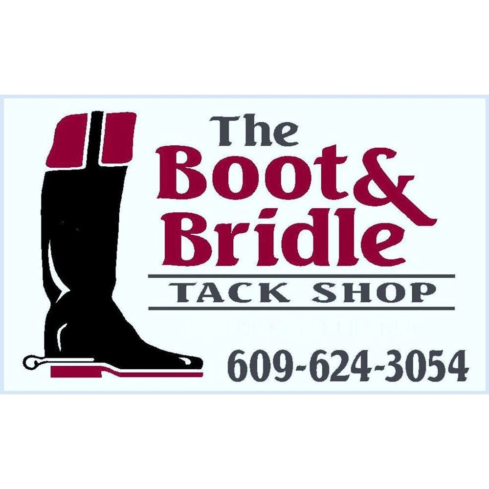 The Boot and Bridle tack shop logo