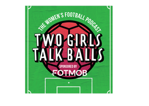 Two Girls  Talk Balls