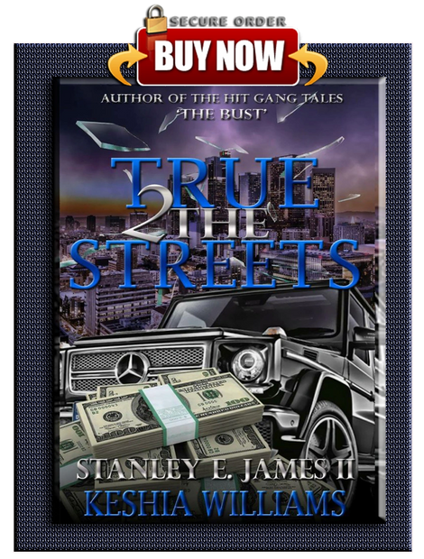 Stanley James II (Author) Book True 2 the Streets Paperback