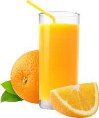 Fresh Orange Juice, squeeze when order at I Love Pho Irving and Dallas Vietnamese restaurant healthy