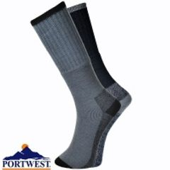Portwest Work Socks 3 Pack SK33 Work Socks Thick Socks for work Alnwick socks for work SK33 in NE