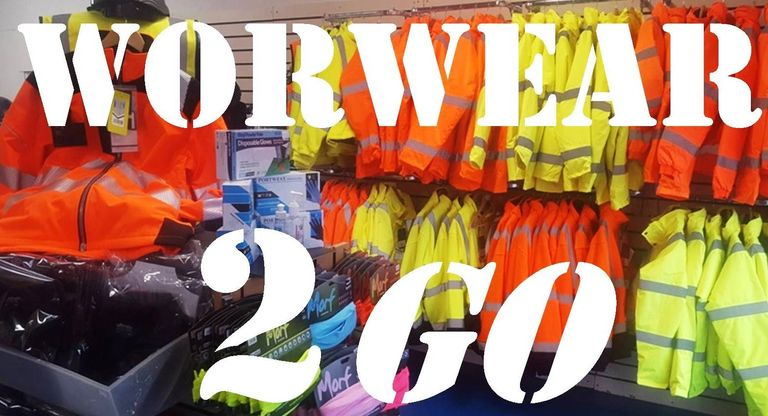 Workwear2go |  workwear shop alnwick | hi-vis print | stitched logos | workwear in northumberland