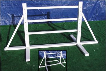 USDAA approved hurdles for dog agility K9 obstacle course equipment