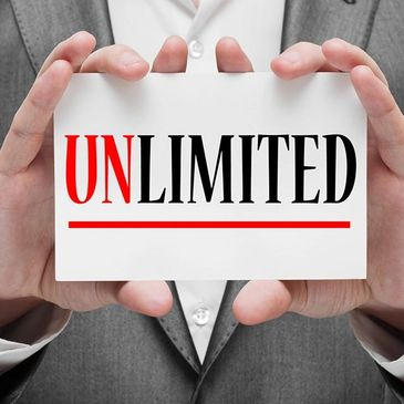 Unlimited support means not having to worry about per hour costs.