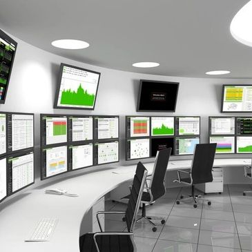 Our monitoring keeps an eye on your critical business systems 24/7.