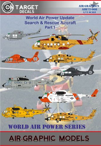 New SAR Decal sheet released