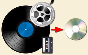 Film, Tape and Vinyl Transfers