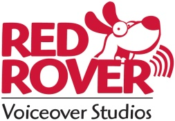 Red Rover Voiceover Studios