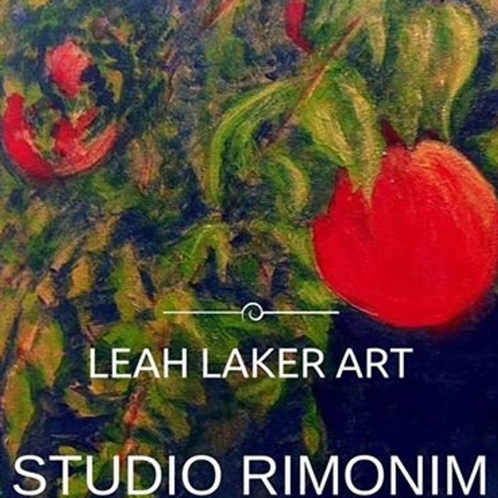 Leah Laker's Israel Fine Art at Studio Rimonim.