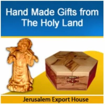 Holy Land Gifts - to commemorate a miracle?
