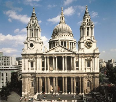St. Paul's Cathedral, Christopher Wren