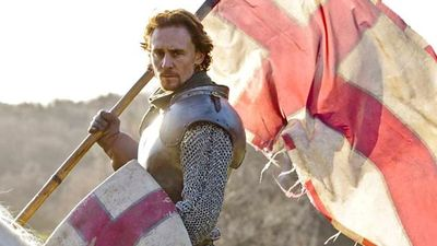 Tom Hiddleston as Henry V, The Hollow Crown (2016)