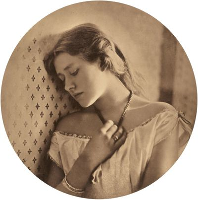 Ellen Terry by Julia Margaret Cameron