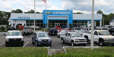 Image of the Crystal Chevrolet Homosassa, Florida