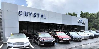 Image of the Crystal Lincoln in Crystal River Florida
