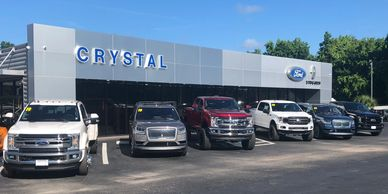 Image of the Crystal Ford store in Crystal River Florida