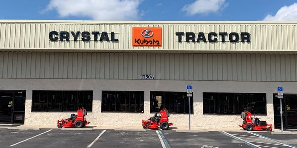 Image of the Crystal Tractor store in Kissimmee Florida