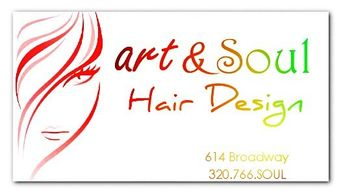 Art and Soul Hair Design