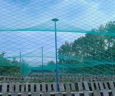 Bird netting for snail farming. Anti-bird netting. Snail farm snail farming