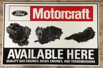 Motorcraft Available Here
