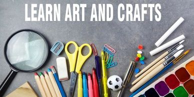 ART AND CRAFTS HOME TUTOR FOR KIDS | ☎: 9650462136, 9312499180 | DRAWING & SKETCHING IN DELHI / NCR