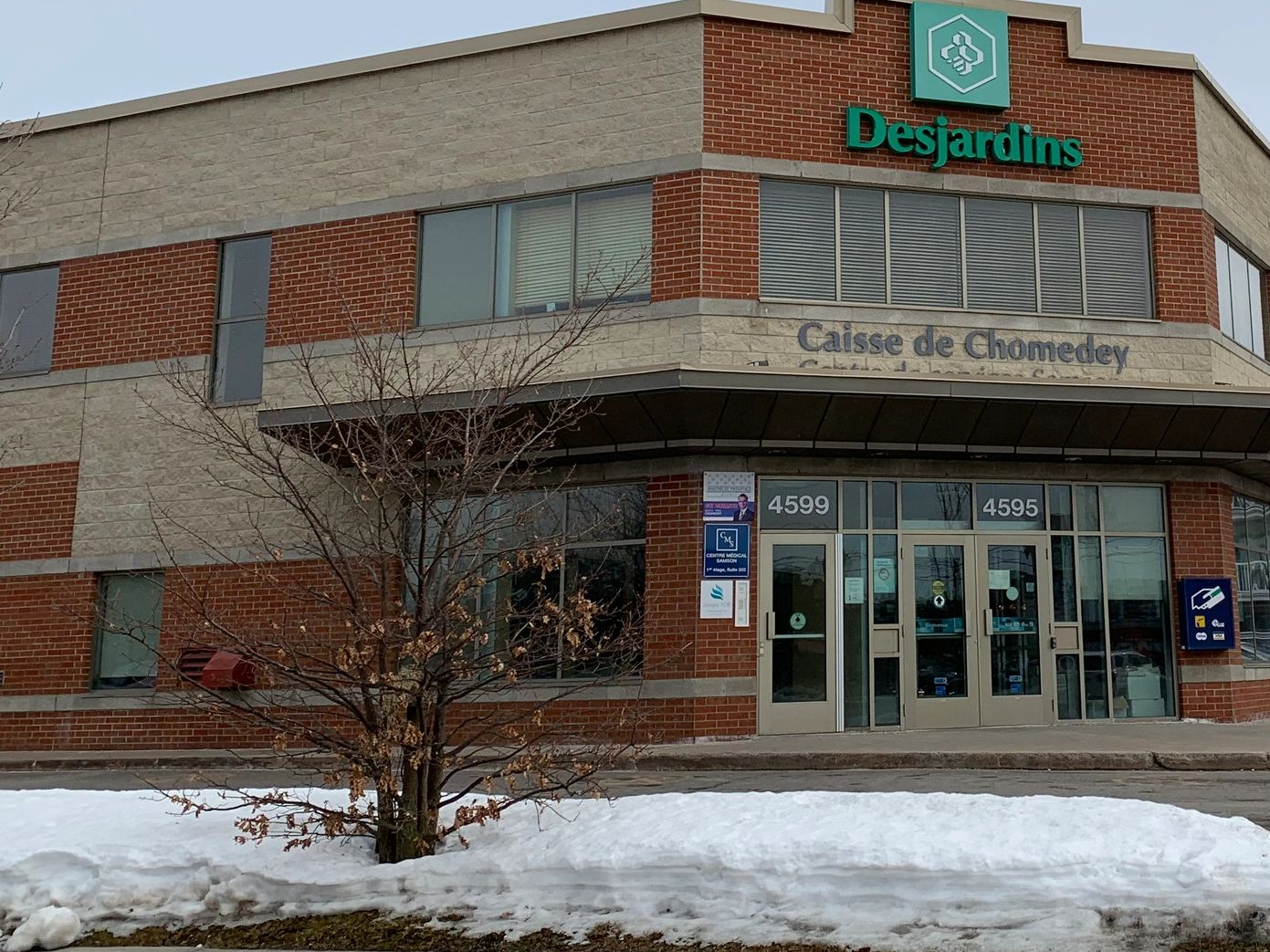 Commercial Building In Laval Just Listed