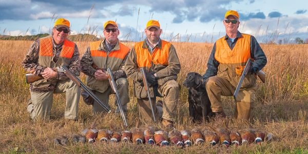 Pheasant hunting clubs preserves in PA