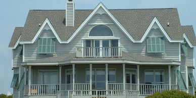Residential Exterior Shutters