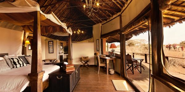Tawi Lodge, Amboseli National Park, Keya