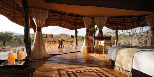 Elewana Lewa Safari Camp, Lewa Conservancy, Elewana Collection, Laikipia, Kenya