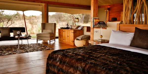 Elewana Loisaba Tented Camp, Liosaba Conservancy, Elewana Collection, Laikipia, Kenya