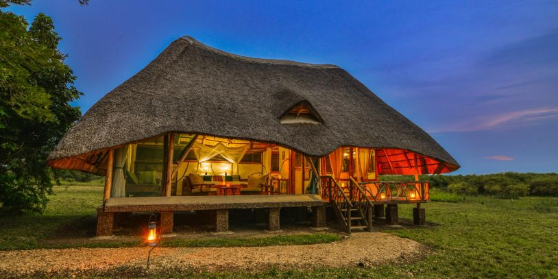 Bakers Lodge, Murchinson Falls National Park, Wild Frontiers Uganda