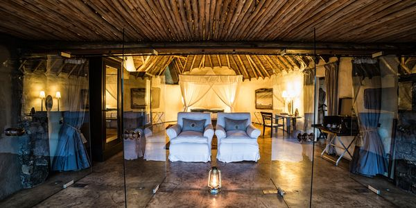Ol Donyo Lodge, Great Plains, Chyulu Hills National Park, Kenya