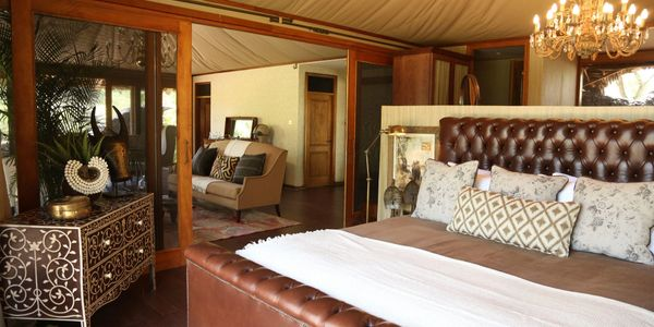 Finch Hattons Luxury Tented Camp, Tsavo West National Park, Kenya