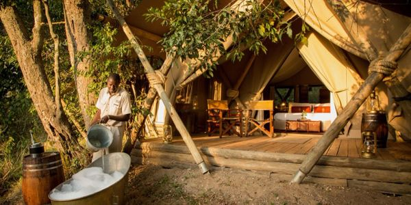 Mara Expedition Camp, Olare Motogori Conservancy, Masia Mara, Great Plains Conservation, Kenya