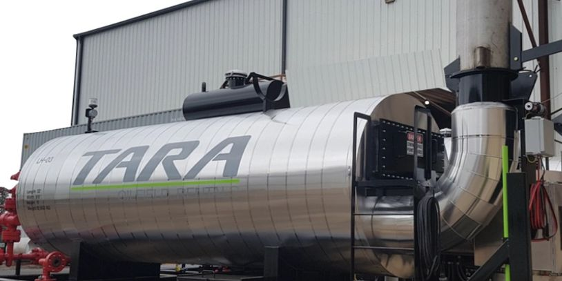 TARA Energy Services, TARA Oilfield Rentals, LINE HEATERS 5,000 psi 3 Inch Cushioned Heater