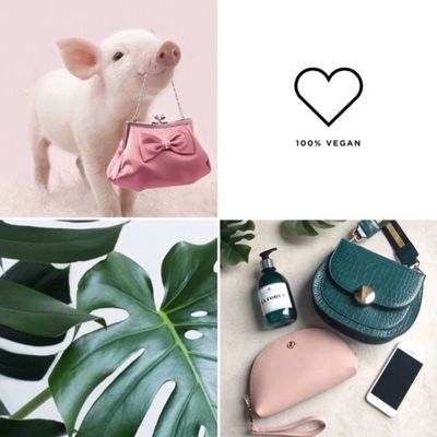 cruelty-free, no animal-derived materials are used in the production of our bags