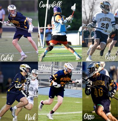 2020 LaCrosse Scholarship recipients