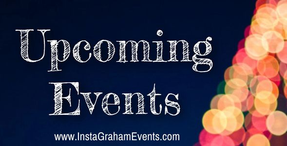 Upcoming events InstaGrahamEvents Insta Gram Events