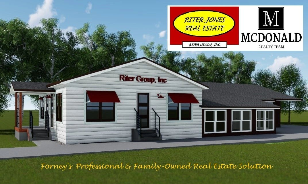 Riter Group, Realtors - Real Estate office in Forney, Tx - Forney Real Estate Agents