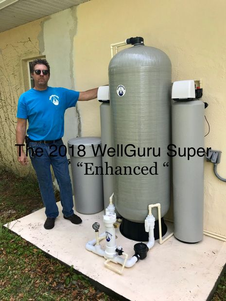 You can have clean great quality well water !  You get the best system at a fraction of the cost .