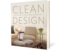 Author, Robin Wilson. Clean Design
