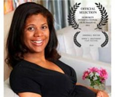 Director Robin Wilson. Home With Robin Award Winning Documentary Short
