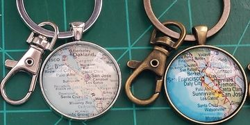 key chains at redemption in campbell california