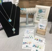Jewelry and Gifts on display for sale