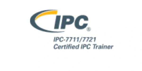 Our Certified IPC 7711/7721 Trainer on Staff