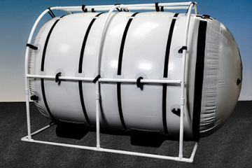 Clinical Mild Hyperbaric Chamber Largest Portable HBOT EVER BEST Hyperbaric Unit AirMed Hyperbarics