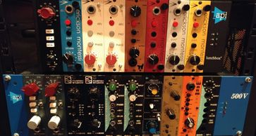 500 Series preamps