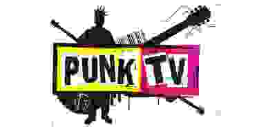 Punk TV, a selection of cult punk video by FGL PRODUCTIONS